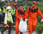 Xe tải tuột thắng gây ra thảm họa đường sắt Đài Loan