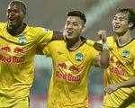 Thắng Hải Phòng 2-0, HAGL giữ vững ngôi đầu bảng
