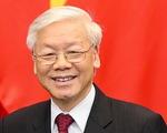 Chủ tịch Quốc hội: 'Tổng bí thư dành hết tâm sức cho sự phát triển của đất nước