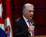 Ông Miguel Diaz-Canel làm tân lãnh đạo Cuba: