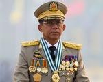Thống tướng Myanmar sẽ dự hội nghị thượng đỉnh ASEAN