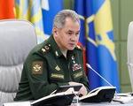 Bộ trưởng Quốc phòng Nga tới Crimea giám sát tập trận lớn