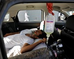 Ấn Độ lập kỷ lục buồn: gần 315.000 ca nhiễm một ngày, cao nhất toàn cầu từ đầu dịch