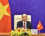 Chủ tịch Nguyễn Xuân Phúc tham dự Hội nghị thượng đỉnh về khí hậu