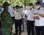Bộ Y tế đồng loạt kiểm tra phòng chống dịch COVID-19 ở biên giới phía Nam