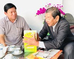 Ông Hồ Quang Cua xúc tiến đăng ký bảo hộ gạo ST25 tại Mỹ
