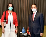 Việt Nam tiếp đặc phái viên Tổng thư ký Liên Hiệp Quốc về Myanmar