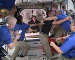 Tàu vũ trụ của SpaceX kết nối thành công với trạm ISS