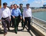 Bí thư Nguyễn Văn Nên thăm Thạnh An trước ngày thành xã đảo