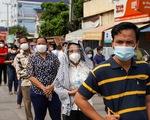 Campuchia: Dịch COVID-19 lan ra 22 tỉnh thành, có thể thêm kỷ lục buồn hôm nay