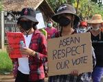 Phe đối lập ở Myanmar: Đồng thuận về Myanmar của ASEAN là tin