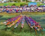 Gần 200 năm lễ hội đua thuyền Lý Sơn, hôm nay là di sản quốc gia