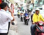 TP.HCM: Lập biên bản xử phạt 6 người không đeo khẩu trang