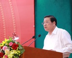 Trưởng Ban Nội chính trung ương: Nghiên cứu cơ chế để