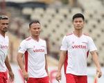 Trọng Hoàng rách cơ đùi trái, nguy cơ vắng mặt tại vòng loại World Cup 2022