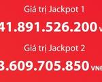 Giải độc đắc Vietlott gần 142 tỉ đồng đã