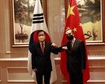 Trung Quốc và Hàn Quốc bắt tay giải quyết vấn đề Triều Tiên