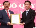 Tân Bí thư Thành ủy Hà Nội Đinh Tiến Dũng hứa gương mẫu và nỗ lực hết mình