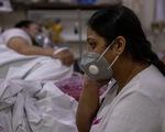 Ấn Độ thêm 386.452 ca dương tính, 3.498 người chết