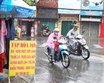 Mưa giữa trưa, Sài Gòn mát mẻ dễ chịu