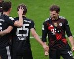 Vắng Lewandowski, Bayern vẫn đánh bại Leipzig và tạo cách biệt lớn
