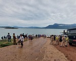 Lật du thuyền ở Lào, 8 người thiệt mạng