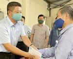 Lãnh đạo Hà Nội thăm viếng gia đình 4 nạn nhân vụ cháy cửa hàng