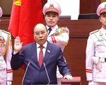 Ông Nguyễn Xuân Phúc trở thành tân Chủ tịch nước