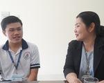 Gặp gỡ thủ khoa kỳ thi đánh giá năng lực của Đại học Quốc gia TP.HCM
