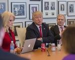 Từng uống 12 lon Diet Coke/ngày, nay ông Trump kêu gọi tẩy chay Coca-Cola