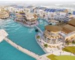 Xây dựng đại trung tâm thương mại trên mặt nước tại Ecopark