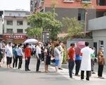 Trung Quốc tiêm vắc xin toàn bộ 300.000 dân ở biên giới để ngăn dịch