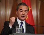 Ông Vương Nghị: Trung Quốc không lùi bước,
