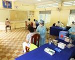 Số ca COVID-19 tăng, Campuchia cân nhắc bắt buộc tiêm chủng