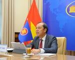 ASEAN ghi nhận quan ngại về hành động đe dọa, cưỡng ép ở Biển Đông