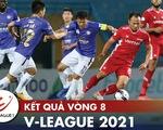 Kết quả, bảng xếp hạng V-League: Quảng Ninh tạm vượt mặt HAGL, CLB Sài Gòn