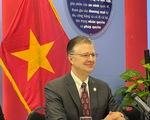 """Đại sứ Kritenbrink: """"Mỹ sẽ tiếp tục phản đối Trung Quốc đe dọa các nước ở Biển Đông"""""""