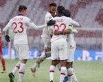 PSG thắng Bayern trong