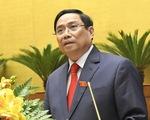 Thủ tướng Phạm Minh Chính làm Phó chủ tịch Hội đồng Quốc phòng và an ninh