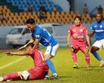 Các cầu thủ Than Quảng Ninh lại
