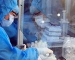 107 trường hợp tiếp xúc với bệnh nhân 2910 đều có kết quả xét nghiệm âm tính.
