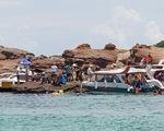 Hơn 50.000 người đến Phú Quốc trong một ngày, các điểm vui chơi chật kín khách