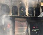 Cháy dãy nhà đang sửa chữa ở trung tâm quận 1, nhiều tài sản bị thiêu rụi