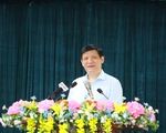 Bộ trưởng Nguyễn Thanh Long: Cố gắng năm nay tiêm vắc xin quy mô lớn nhất lịch sử
