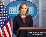 Mỹ lên tiếng về giao tranh Israel - Palestine