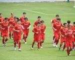 Chuẩn bị vòng loại thứ 2 World Cup 2022: Đội tuyển Việt Nam