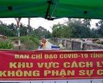 Thừa Thiên Huế dừng tiếp nhận toàn bộ người từ Đà Nẵng