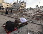 Lý do chính thổi bùng xung đột Israel - Palestine
