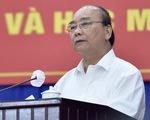 Chủ tịch nước Nguyễn Xuân Phúc: Ủng hộ đề xuất tăng tỉ lệ ngân sách để lại cho TP.HCM