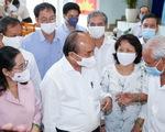 Chủ tịch nước Nguyễn Xuân Phúc: Giao thông kết nối mạnh thì Củ Chi, Hóc Môn là đất vàng